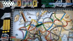 фото Настольная игра Hobby World 'Билет на поезд: Европа' (новая версия) (1032) #3