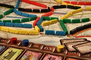 фото Настольная игра Hobby World 'Билет на поезд: Европа' (новая версия) (1032) #6