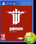 игра Wolfenstein The New Order PS4
