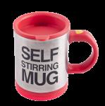 Подарок Чашка-мешалка с вентилятором UFT Fancup Red