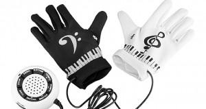 Подарок Электронные перчатки-пианино UFT Gloves Piano