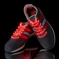 Подарок Светящиеся шнурки UFT Disco Red