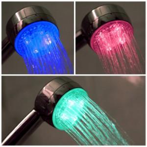 Подарок Насадка на душ с LED подсветкой UFT LED Shower