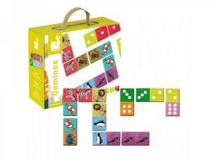 фото игрушки Домино 'Экзотические животные' #2