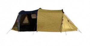 Палатка Campus Faro 2 оливковая