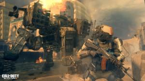 скриншот Call of Duty: Black Ops 3 PS4 - русская версия #4