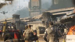 скриншот Call of Duty: Black Ops 3 PS4 - русская версия #9
