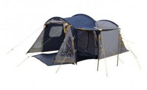 Палатка Campus Faro 2 бежевая