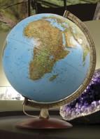 Рельєфний глобус Прімус, діам. 300 мм