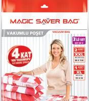 Подарок Набор из 3 вакуумных пакетов