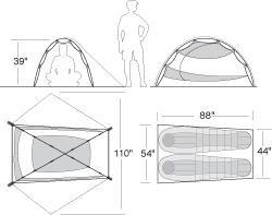 фото Палатка Marmot Earlylight 2p hatch/dark cedar #2