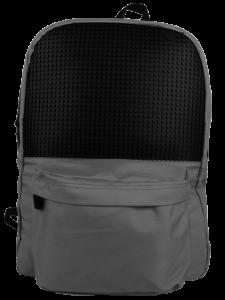 Подарок Рюкзак Upixel School (Серый)