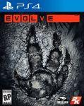 игра Evolve PS4
