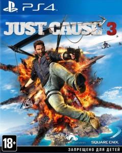 игра Just Cause 3 PS4 - Русская версия