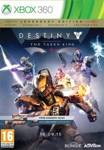 игра Destiny: The Taken King Legendary Edition Xbox 360