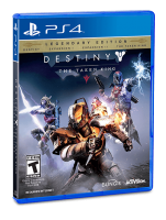 игра Destiny: The Taken King Legendary Edition PS4