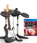 скриншот Rock Band 4 Band-in-a-Box Software Bundle  PS4 #2
