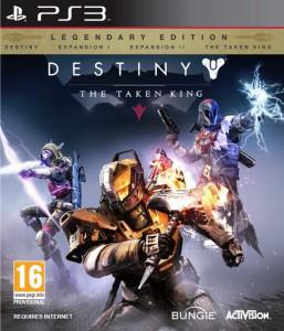 скриншот Destiny: The Taken King Legendary Edition PS4 #11