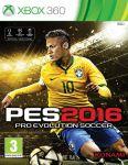 игра Pro Evolution Soccer 2016 Xbox 360