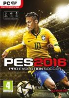 игра Pro Evolution Soccer 2016