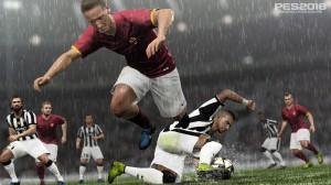 скриншот Pro Evolution Soccer 2016 #3