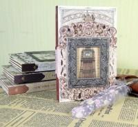 Подарок Винтажный блокнот с рамкой 'Лондон'