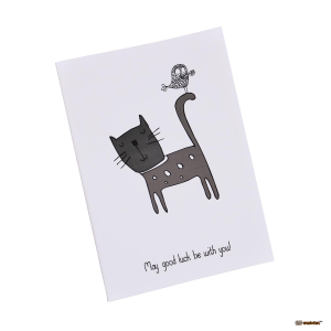 Подарок Тетрадь 'Chicardi 'Lovely Cats' (May good luck)'