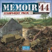 Настольная игра 'Memoir '44 Equipment Pack' (English-French)