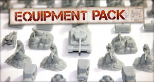фото Настольная игра 'Memoir '44 Equipment Pack' (English-French) #4