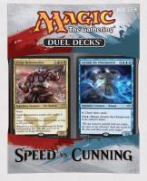 Настольная игра 'Duel Deck Speed vs Cunning'