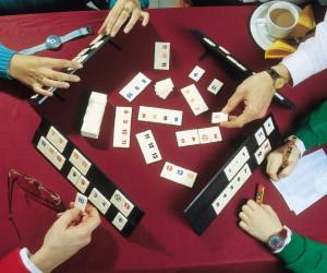 фото Настольная игра 'Rummikub дорожная игра' #2