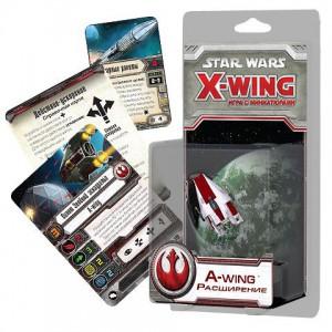фото Настольная игра 'Star Wars: X-Wing. А-Wing' #2