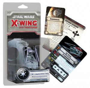 фото Настольная игра 'Star Wars: X-Wing. TIE-перехватчик' #2