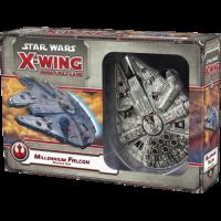 Настольная игра 'Star Wars: X-Wing. Тысячелетний сокол'