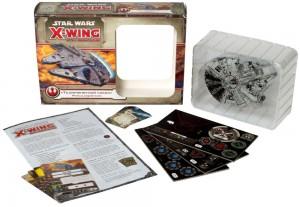 фото Настольная игра 'Star Wars: X-Wing. Тысячелетний сокол' #3