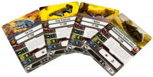 фото Настольная игра 'Star Wars: X-Wing. Тысячелетний сокол' #5