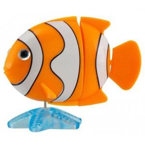 Рыбка - игрушка с заводным механизмом