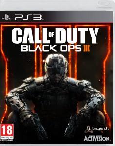 игра Call of Duty: Black Ops 3 PS3