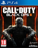 игра Call of Duty: Black Ops 3 PS4 - русская версия