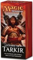 Настольная игра 'Khans of Tarkir: Event Deck'