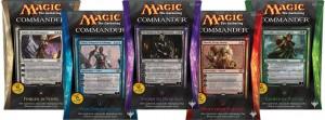 фото Настольная игра 'Magic: The Gathering: Commander' (2014) #2