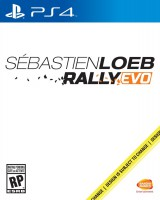 игра Sebastien Loeb Rally Evo PS4