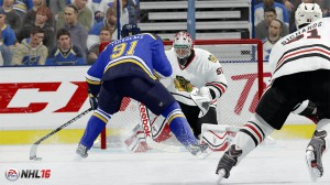 скриншот NHL 16 PS4 - Русская версия #5