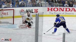 скриншот NHL 16 PS4 - Русская версия #6