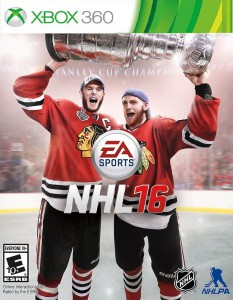 игра NHL 16 Xbox 360