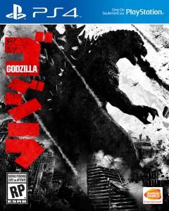 игра Godzilla PS4