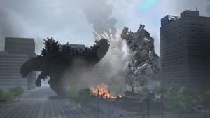 скриншот Godzilla PS4 #3