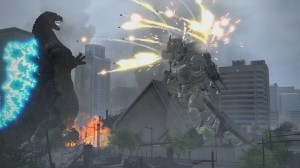 скриншот Godzilla PS4 #4