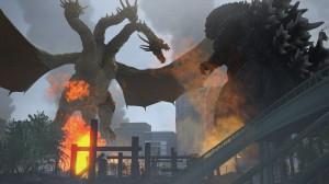 скриншот Godzilla PS4 #5