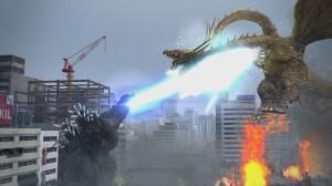 скриншот Godzilla PS4 #6
